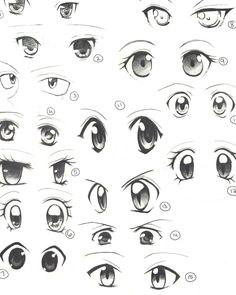 Different Ways To Draw Anime Eyes Anime Eyes Solncedei On Deviantart Manga Pictures, Print Pictures, Blue Drawings, Loose Wedding Hair, Eye Drawing Tutorials, Matching Wedding Rings, Male Torso, Gesture Drawing, Eye Tutorial