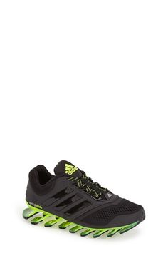adidas  Springblade Drive  Running Shoe (Big Kid) Adidas Shoes 87be711ecd
