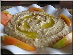Moutabal ou Baba ghanouge(Purée d'aubergine) - Cuisine libanaise par Sahten