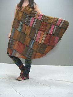 i'd rather this was a quilt, but it looks warm and so boho. jh