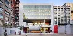 Collage Building / Rahola Vidal | Barcelona Spain | 2011 | Photos: © José Hevia