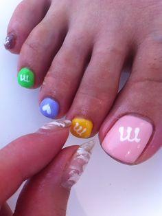 m nail