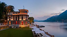 CastaDiva Resort - Lake Como, Italy - 5 Star Luxury Hotel