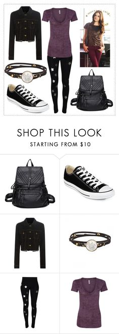 """""""Julian meets Michael"""" by divinatas ❤ liked on Polyvore featuring Converse, J Brand and Asha by ADM"""