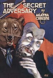 Book review of The Secret Adversary by Agatha Christie #mystery