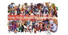 Stop Tour Do Museu Do Videogame No Shopping SP Market