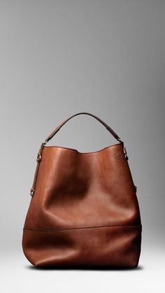 Burberry - I dont normally like what would be called a handbag, but there is something about this one....