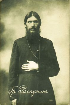 Rasputin by Karl Bulla 1904