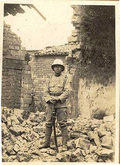 Japanese Soldier, Nanking 1938