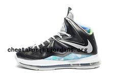 cheap for discount 20338 b461f Make Nike LeBron X 541100 004 Black Strata Grey White Prism go from casual  to dressy. I go for its economy.