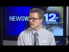 Eye doctor discusses fire smoke.