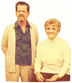 Meus avós maternos