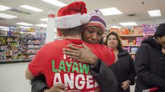 Merry Mitzvah! 'Layaway Angels' pay off thousands in toys!  God bless these angels!!