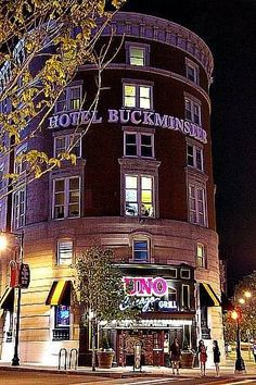 Boston Hotel Buckminster Overlooks Fenway Park And Just A 3 Minute Walk To The
