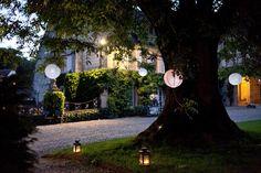 Ambiance dans le jardin ©Les productions de la Fabrik-Mariage-Oise-Abbaye-leblogdemadamec.fr