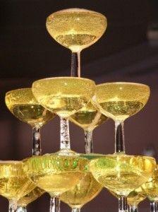 * Fontaine de champagne *