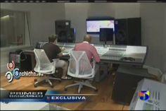 Sergio George Inaugura su nuevo estudio de Grabacion con Marc Anthony #Video - Cachicha.com