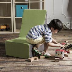 Sugar Cube Modular Kids Chair