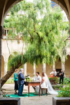 Sarah and Sean's Italian Dream Wedding