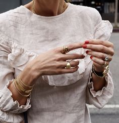 Parisian style @TheLovisa