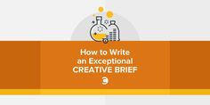 How to Write an Exceptional Creative Brief http://ift.tt/2qjHowQ  Youre brilliant and creative with the best writers on your team. Do you really need to develop a creative brief?  The short answer is yes. A creative brief is more than an outline for you and your client. It shapes and directs your creative work while enticing your clients and managing their expectations.  A creative brief is the foundation of a client-agency project. Unfortunately most of us underestimate the importance of…