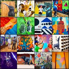 2017 was an amazingly colorful year! Looking back we are grateful for the privilege of working with some of the most impressive and impactful institutions organizations and artists in #Rwanda and humbled by the range of unique and exciting partnerships and collaborations we developed with creative thinkers and makers from across the globe. From establishing our first studio office to mural-making at the public library; from eco-activism art and film making at Volcanoes National Park to…