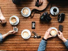 coffee / photo by Joe Greer