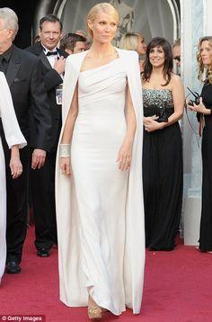Gwenyth Paltrow in Tom Ford, Oscars 2012