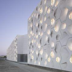 Contemporary Art Centre Córdoba by Nieto Sobejano Arquitectos