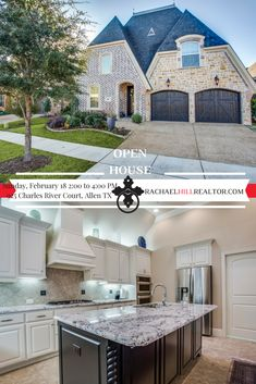 OPEN HOUSE:  Sunday, February 18th from 2:00 to 4:00