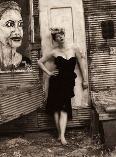 1980s black velvet strapless dress by TD4 by Electra.