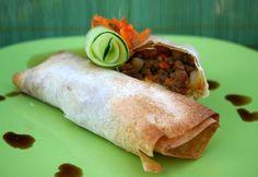 Tavaszi tekercs Asian Recipes, Ethnic Recipes, Top 5, Tacos, Paleo, Chips, Mexican, Food, Pastries