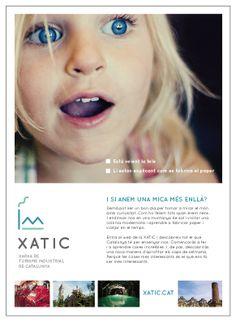 Anunci campanya XATIC per revistes