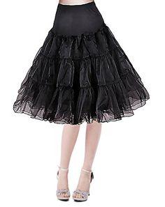 Modeway 50s Vintage Rockabilly Petticoat Midi Skirts (XL-XXL,black)y5 Modeway http://www.amazon.com/dp/B00SIK8XO4/ref=cm_sw_r_pi_dp_h.jQwb1D66NEV
