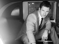 Barry Sloane plays Aidan Mathis on Revenge. He was photographed for Regard magazine.