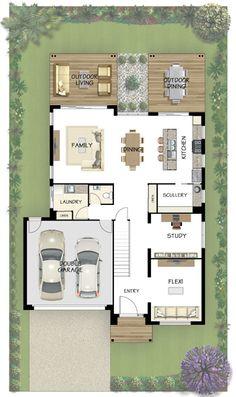 Bahama 37 ground floor. Coral Homes.