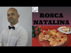 (54) Rosca Natalina - Receita Profissional - Super Macia - YouTube