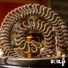 Definitely the most WTF coil I've seen. I enjoy building coils, but c'mon. via http://reddit.com/r/coilporn - Vape Giveaways http://FreeVapeSpot.com/