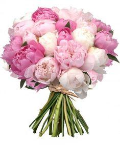 100 bouquets pour sublimer la mariée | bouquet de pivoine, bouquet