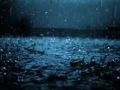 """Which type of storm are you? #Rain  You are mostly peaceful, and though some consider you """"too different"""" and """"immature"""", you are beautiful and inspiring. Your weather symbol: ♦"""