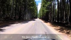 Day 3: Touring The California Redwoods & Oregon Cascades on a BMW GS