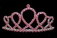 Pink Ribbon Princess