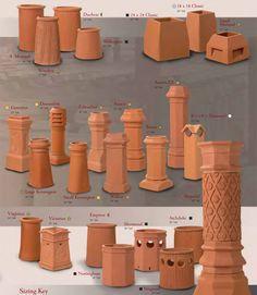 10 best chimney chimney pots images fire places architecture rh pinterest com