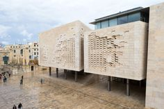 Gallery of Experience Renzo Piano's Valletta City Gate Through This Captivating Photo Series - 12