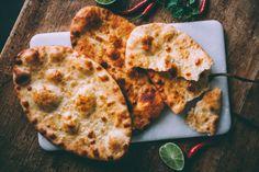Naanleipä I Resepti I Naan-leipä I Leipä I Leivonta I Intialainen I Itsetehty I Ruoka I Helppo I Ohje I Ruokakuvaus I Ruokablogi I Naan bread I Food photography Naan, Biscuits, Pizza, Bread, Cheese, Recipes, Smoothie, Food, Outdoors