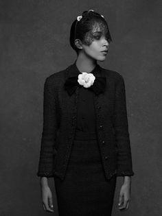 La petite veste noir