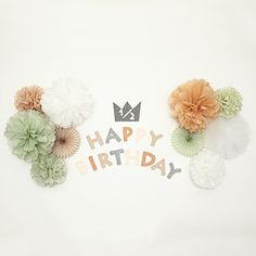 【ハーフバースデーパッケージ】1/2シャビーシックリュクス ボーイ Blue Birthday Parties, 1st Birthday Party Decorations, One Year Birthday, Half Birthday, Anniversary Decorations, 1st Boy Birthday, Happy Birthday Banners, Tissue Paper Flowers, Boy Decor