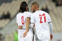 Ali Karimi & Ashkan Dejagah Iran Football, Ali, Sports, Hs Sports, Ant, Sport