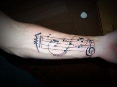 Music Tattoos (23)