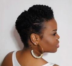 information on natural hair styles